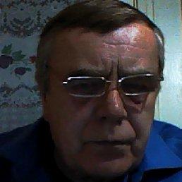 сергей, 65 лет, Кувшиново