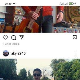 Акыл, 31 год, Бишкек