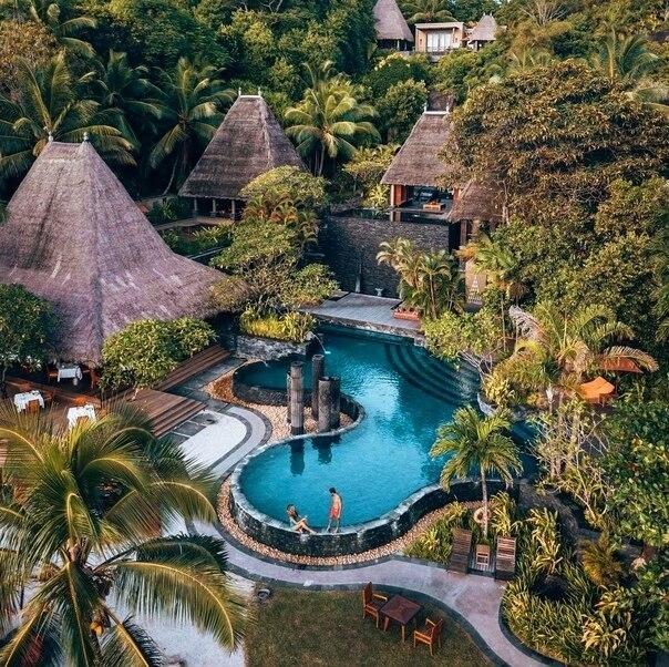 Убуд. Бали. Индонезия.
